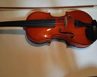 Acoustic Violin