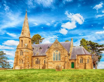 Uniting Church Ross Tasmania