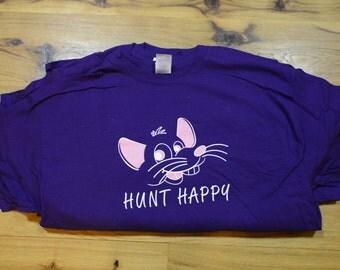 Hunt Happy Barn Hunt shirts