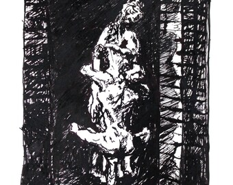 cellar - Alfred Kubin artist copy
