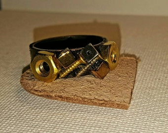 DareByKionde men's thumb ring #ForHim collection