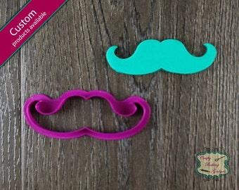 Classic Mustache - Cookie Cutter