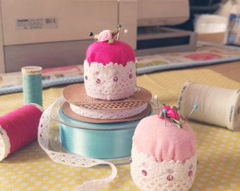 Miniature Pin Cushions