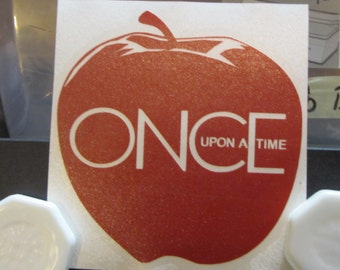once upon a time apple