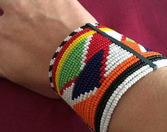 Original Maasai Bangle from Kenja / Africa