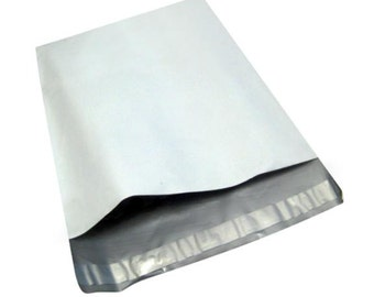 "40 10""x 13"" Poly mailers Envelopes Self Seal Plastic Bags"