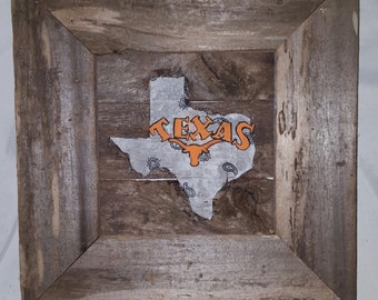 UT texas sign (mini)
