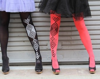 Geometry tights
