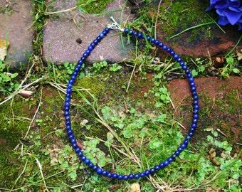 Simply Lapis Lazuli Necklace