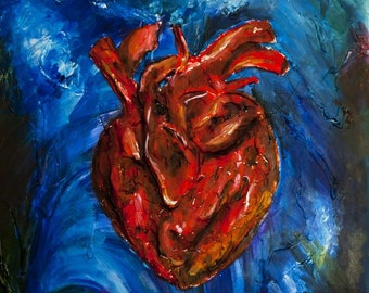 The heart. (Free shipping!)