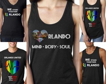 Orlando LOVE - 100% of proceeds will be donated to OneOrlando FUND