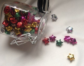 Jar of Origami Stars