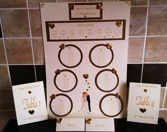Wedding stationery package for 50 guests