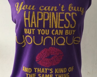 You Can't Buy Happiness But You Can Buy Younique And That's Kind Of The Same Thing Tank