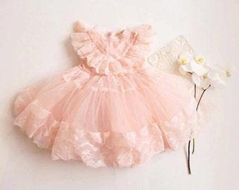 Lolita Sheer Lace Princess Dress