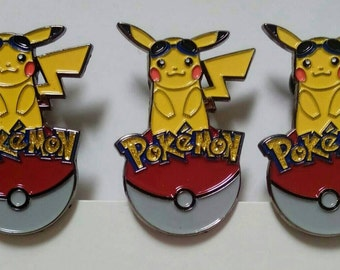 Pokémon lapel pin 1.5