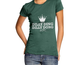 Women's Dilly Ding Dilly Dong Crown T-Shirt