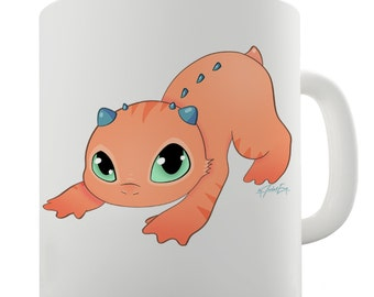 Silly Snap The Dragon Ceramic Mug