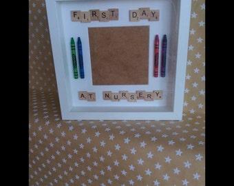 Nursery frame