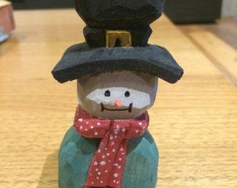 Big Hat Snowman