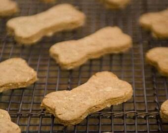 Apple Cheddar Dog treats