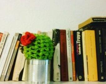 decorative crochet Cactus