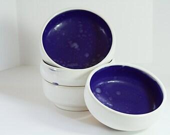 Cobalt Blue Bowls