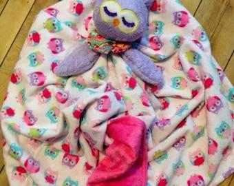 Owl Bedding Etsy