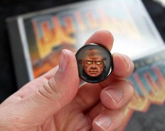 DOOM Degreelessness - single one inch pin