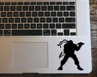 Teenage Mutant Ninja Turtles Michaelangelo vinyl decal sticker