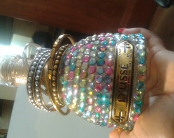 Bling Liquor Bottle