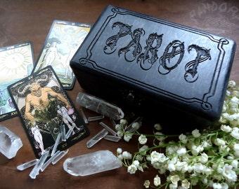 Tarot Box, Black