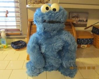 1970s Sesame Street Cookie Monster by Knickerbocker