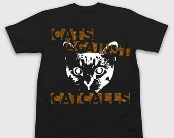 Cats Against Catcalls Tee
