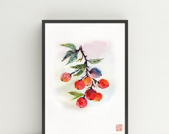 Red fruit-1