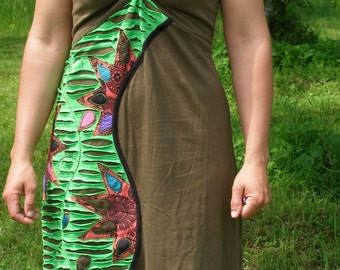 Star Dress - Cotton Dress