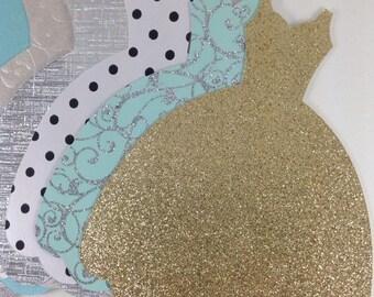 Paper Dress D80