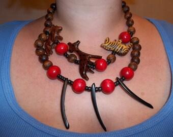 Safari Necklace