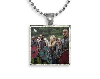 Vikings Lagertha Bjorn Ragnar Rollo Fandom Jewelry Necklace Pendant Viking Viking Jewelry Warrior Fangirl Fanboy