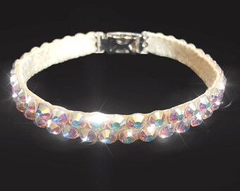 1 Jewelry Bracelet with crystals for dancing
