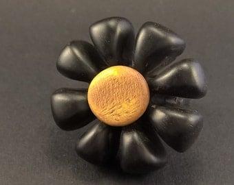 ring of ebony and pao amarello