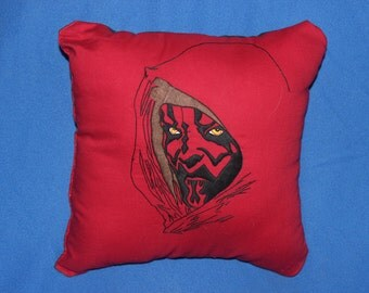 Star Wars: Darth Maul Throw Pillow
