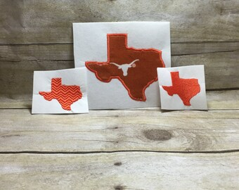 Texas Embroidery Design Package, Texas Package Deal