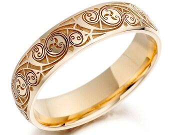 Gold Rings Handmade