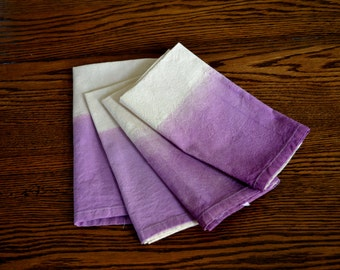 Spring Has Sprung Ombre Napkins (Set of 8)