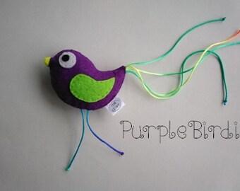 Birdie Catnip toy, Birdie Cat toy