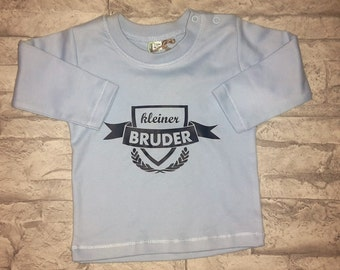 "Long-sleeved T-shirt ""little brother"""