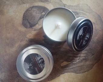 Crystal Lake, 4 ounce candle