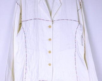 Issey Miyake vintage Cotton jacket
