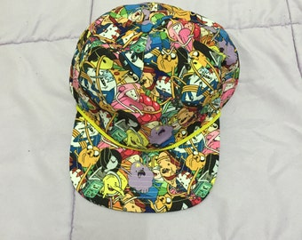 Adventure Time Characters Cap